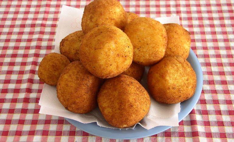 Festival of the arancina